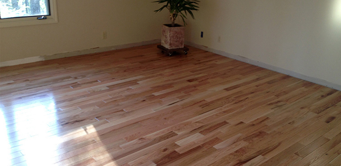 Hardwood Flooring | L and R Martin