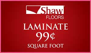 Love your Floors! Laminate sale